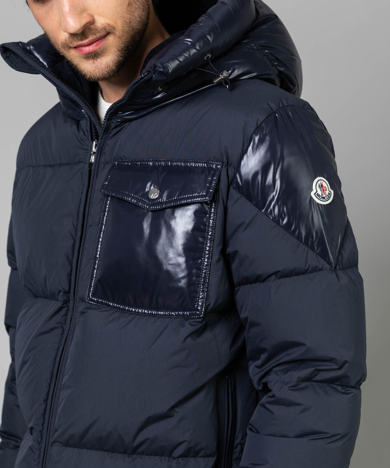 Men's Eloy Hooded Down Jacket Sale