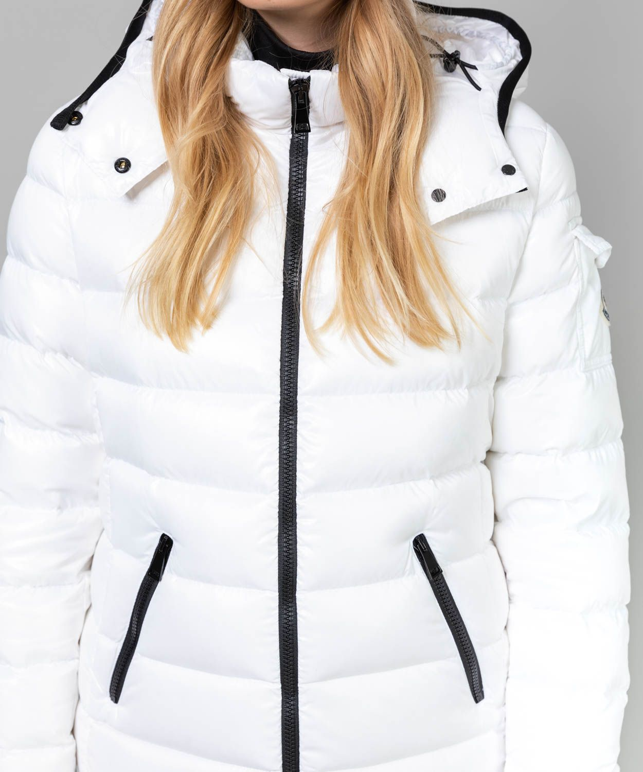 Women's Bady Hooded Jacket