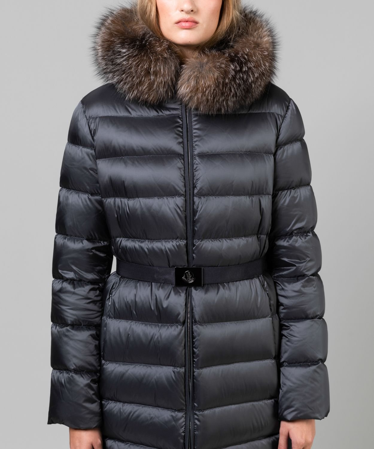 Women's Tinuv Down Fur Hood Coat
