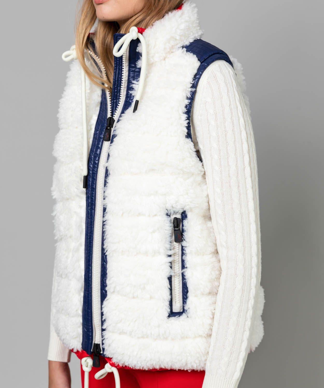 Women's Teddy Fur Vest
