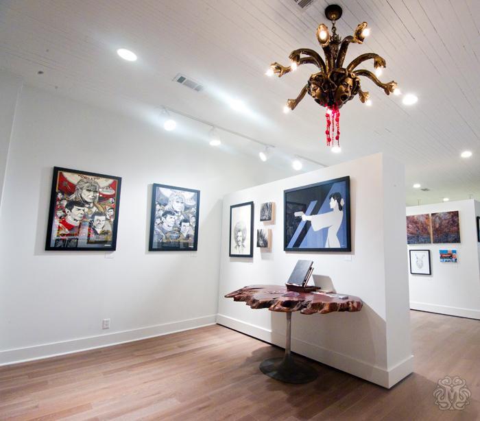 Mondo Gallery Sci-Fi Show