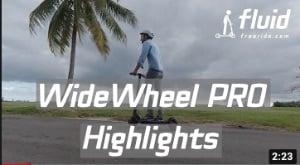 Mercane Widewheel Pro Highlights