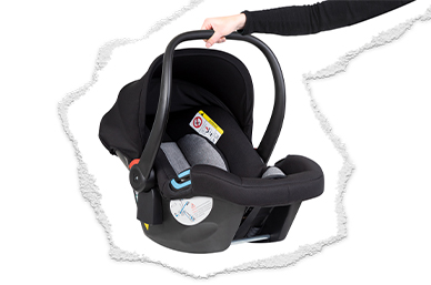 ultra convenience for the parent!