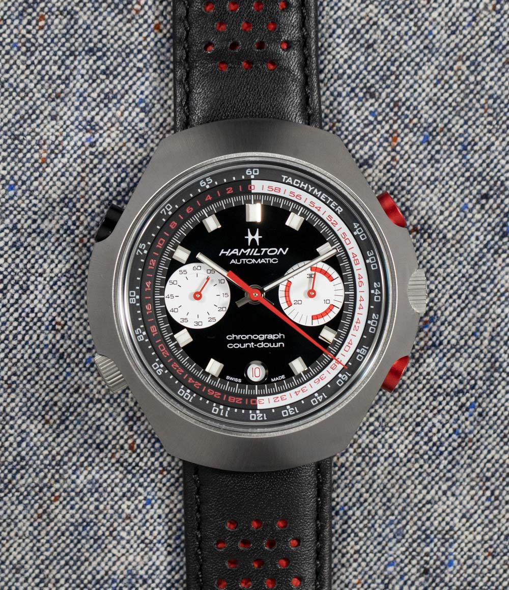 Chrono-Matic 50 Auto Chrono LE