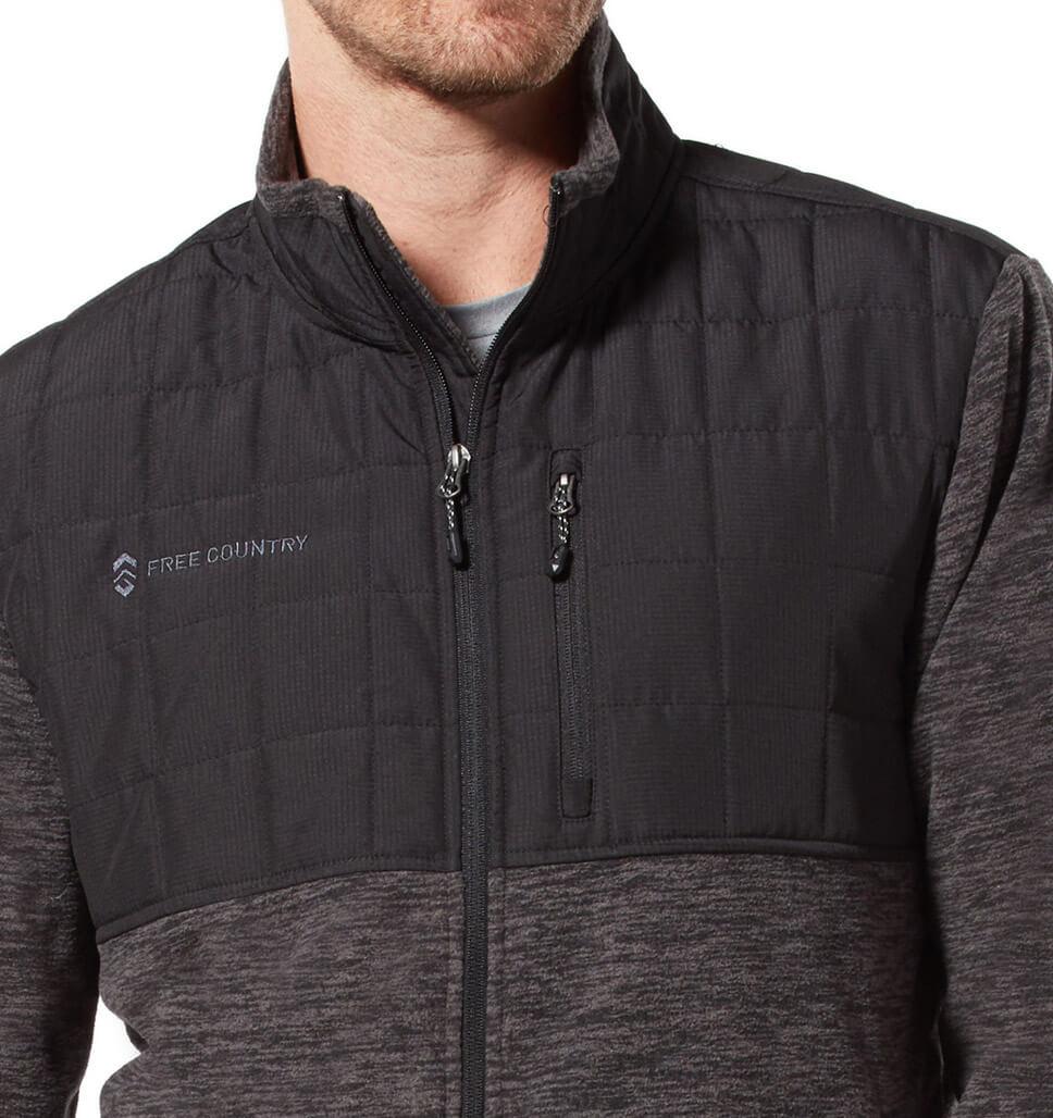 Men's Hiker Fleece Jacket
