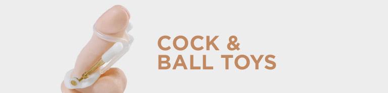 Cock & Ball Toys