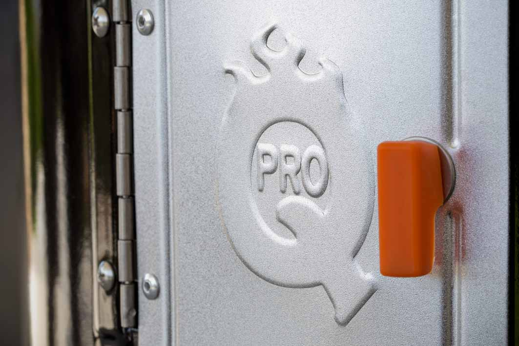 ProQ Excel BBQ Smoker - Technical Specification