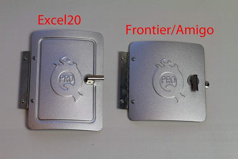 ProQ BBQ Smoker Replacement Door - Technical Specification