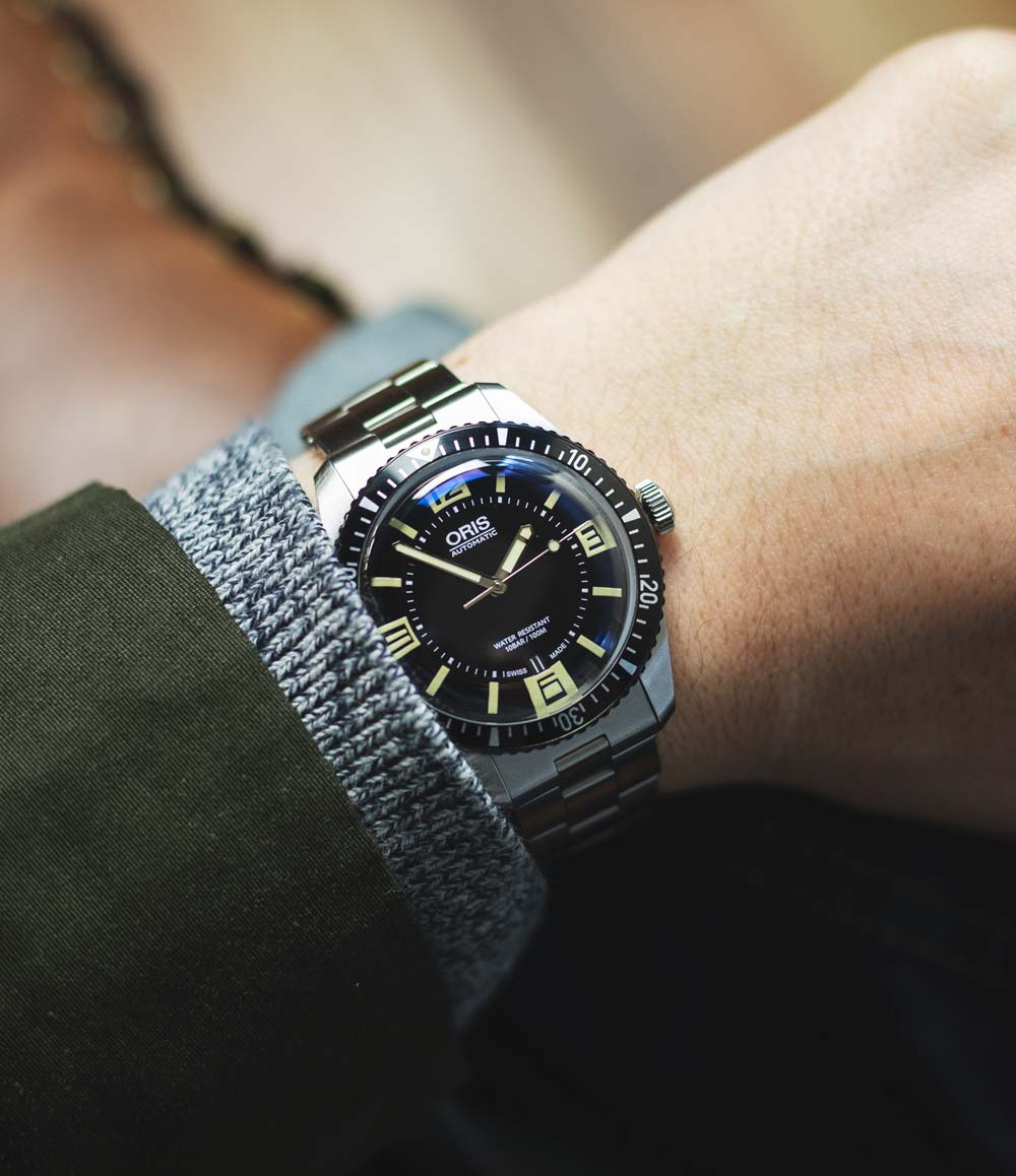 Divers Sixty-Five 40mm