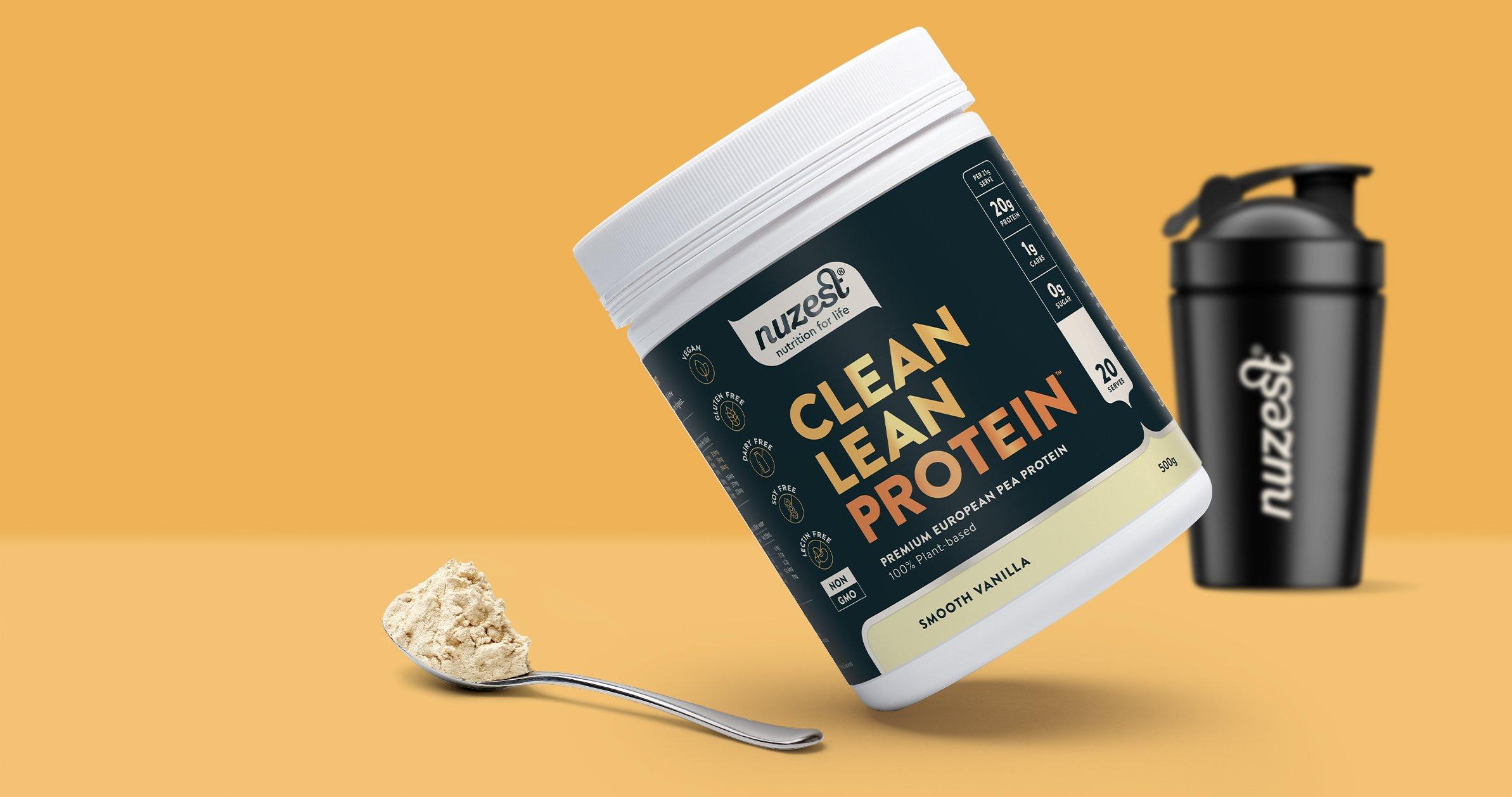 Clean Lean Protein Single Serve Sachets