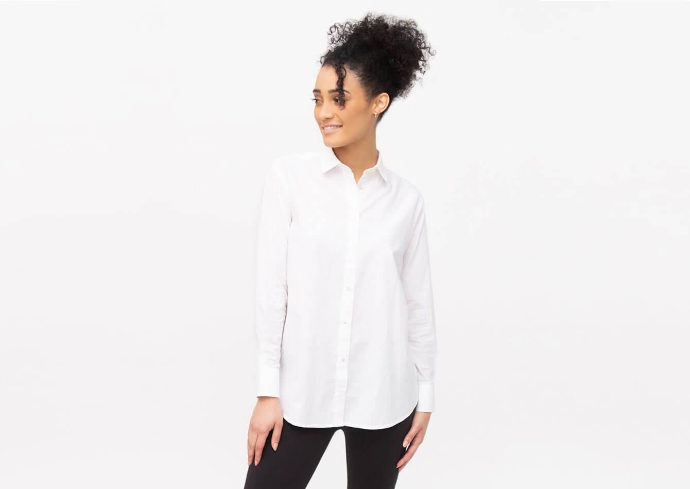 Nonstop Tunic Shirt - tasc Performance (White)