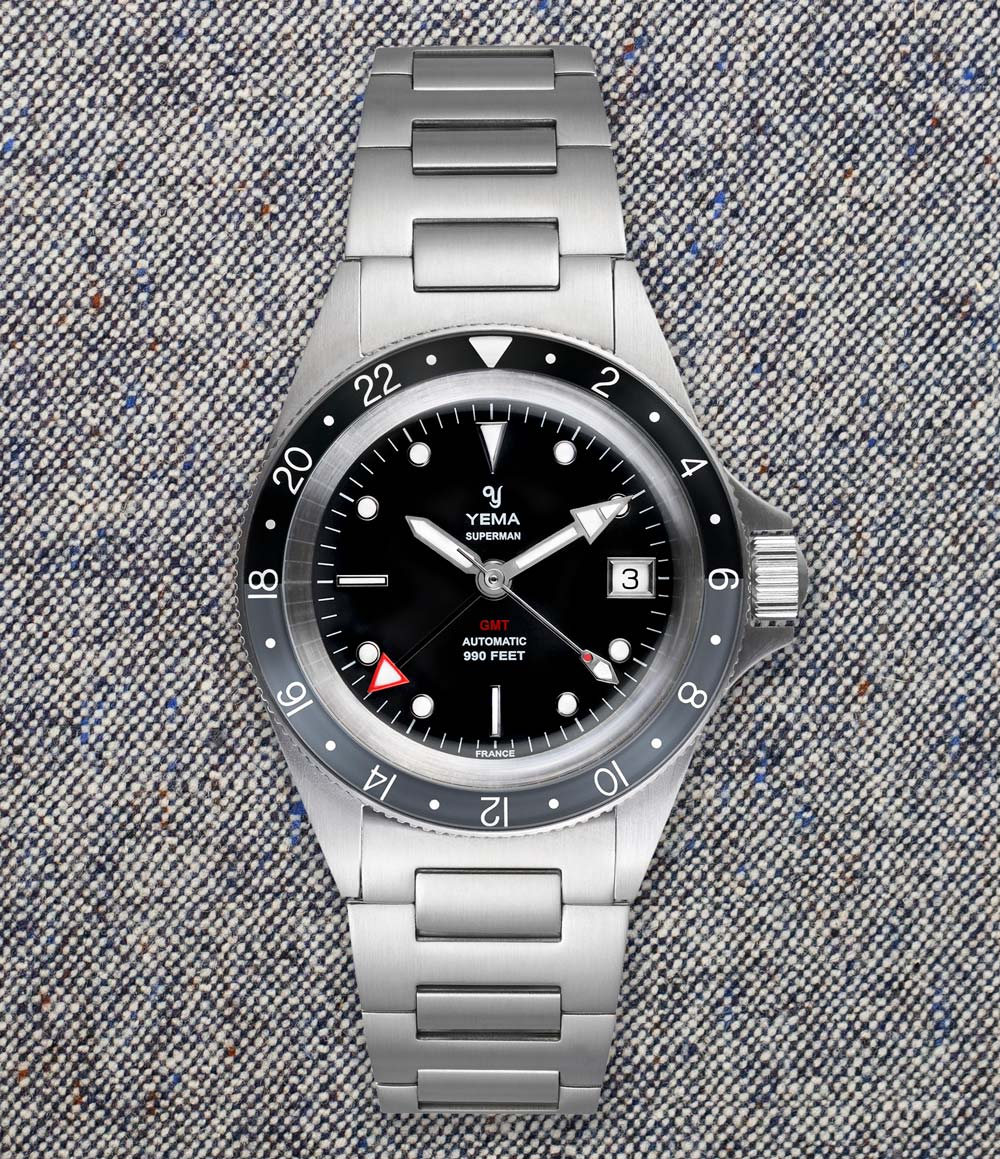 Superman GMT 39mm