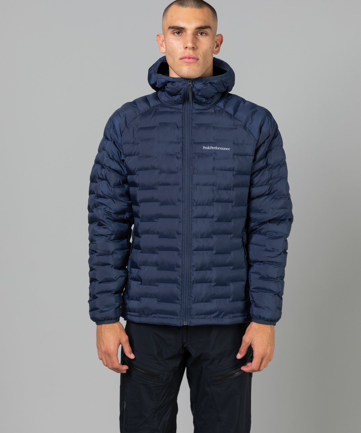 Men's Argon Light Hooded Jacket