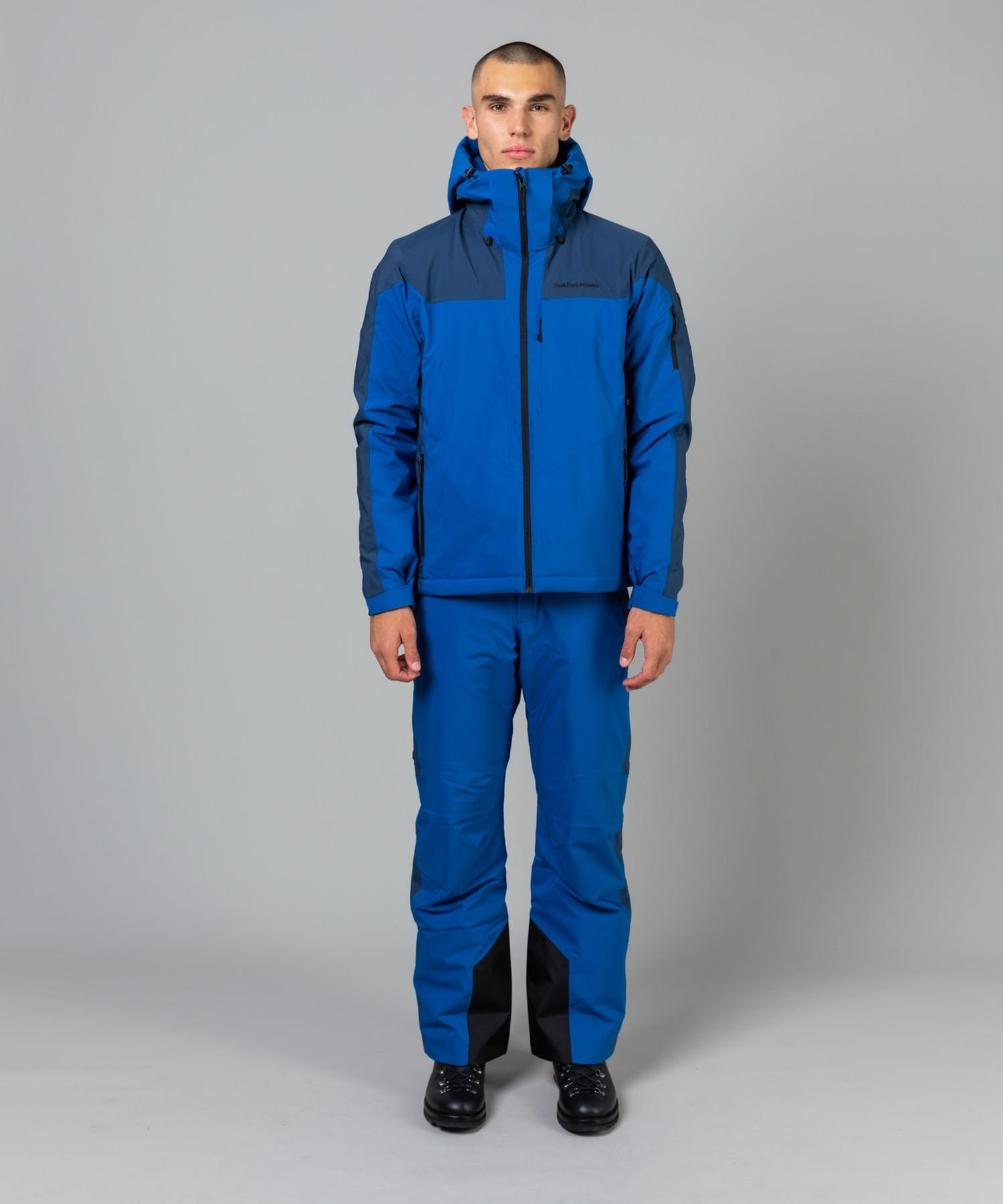 Men's Maroon Race Ski Pants Sale