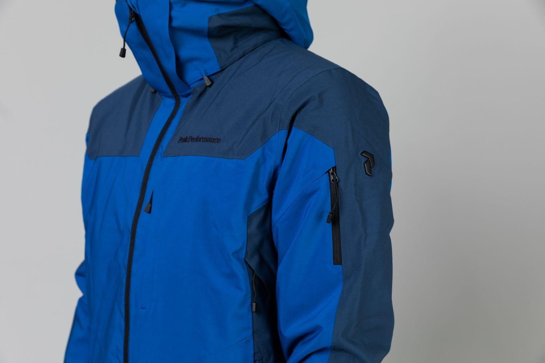 Men's Maroon Race Ski Jacket Sale