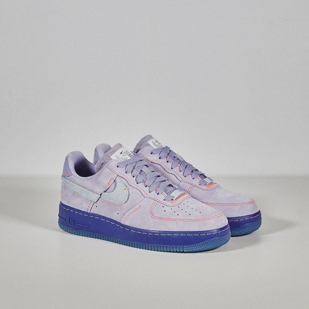 Nike Air Force 1 '07 LX Purple Agate