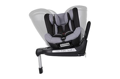 360° rotating seat