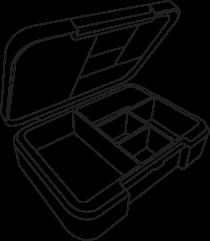 Porter Bento Box