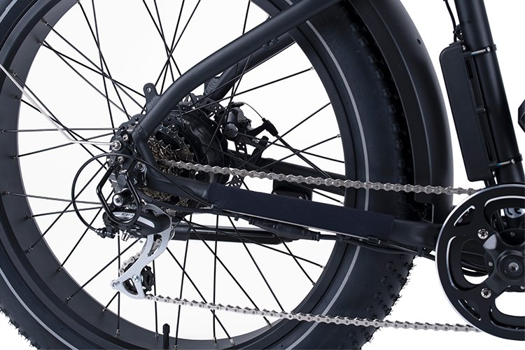 RadRover Electric Fat Bike Version 5key feature 2