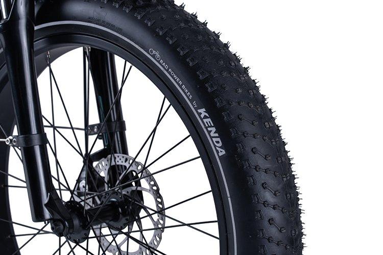 RadRover Step-Thru Electric Fat Bike Version 1key feature 1