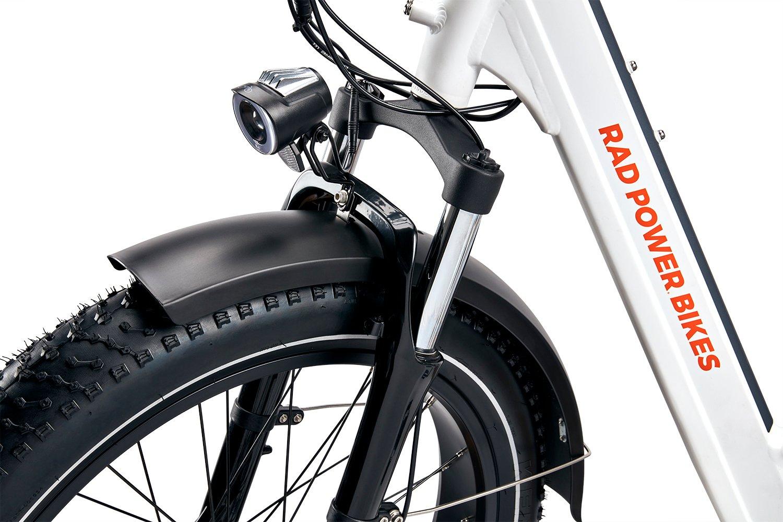 RadRover Step-Thru Electric Fat Bike Version 1key feature 3