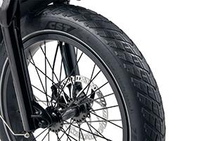 RadMini Step-Thru Electric Fat Bike Version 2key feature 1
