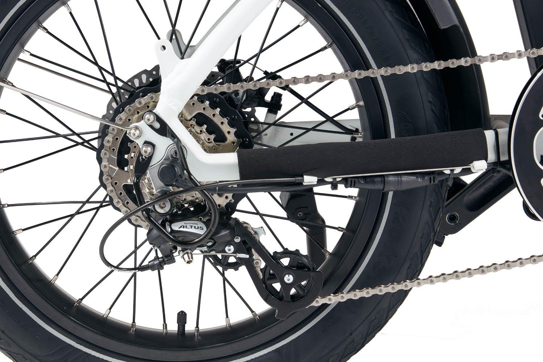 RadMini Step-Thru Electric Fat Bike Version 2 key feature 2