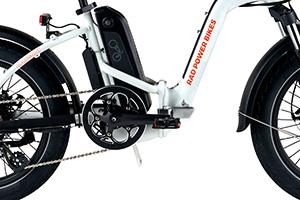 RadMini Step-Thru Electric Fat Bike Version 2key feature 8
