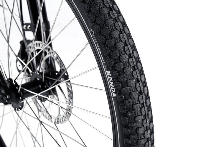 RadCity Step-Thru Electric Commuter Bike Version 3 key feature 1