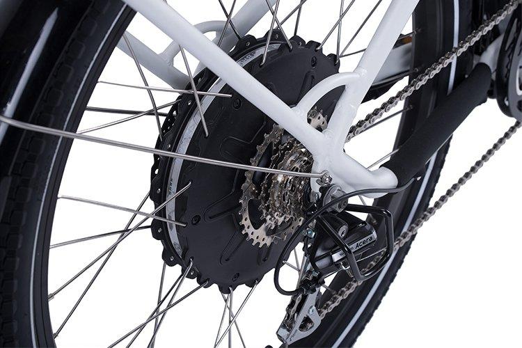 RadCity Step-Thru Electric Commuter Bike Version 3 key feature 6
