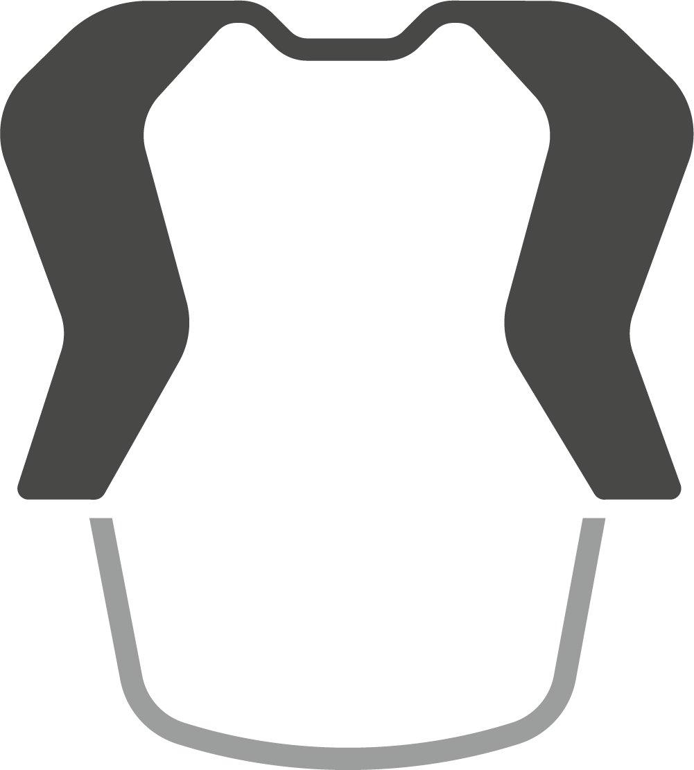 S-Shaped Shoulder Straps-Deuter