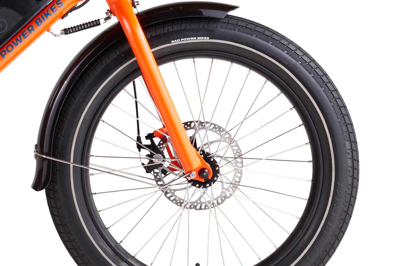 RadWagon Electric Cargo Bike Version 4 key feature 7