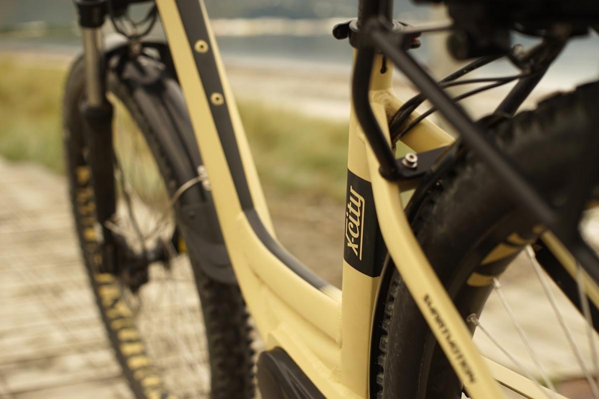 SmartMotion X-City e-Bike