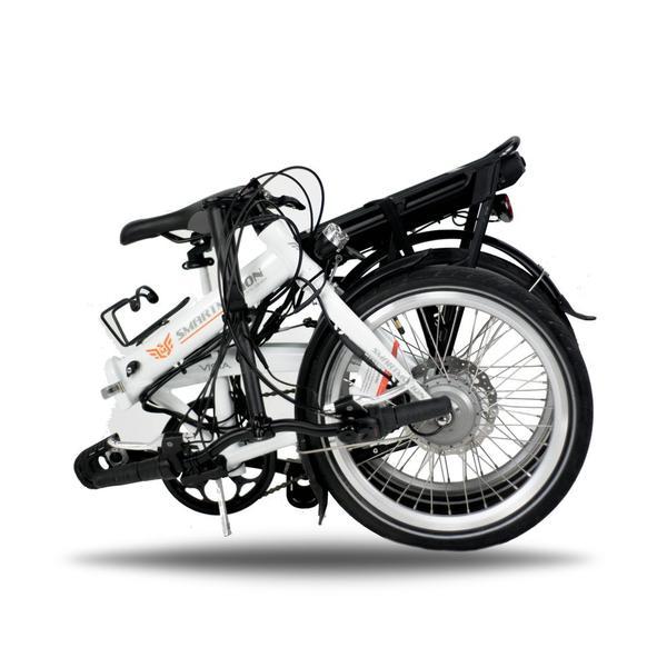 Smart Motion Vista Folding e-Bike