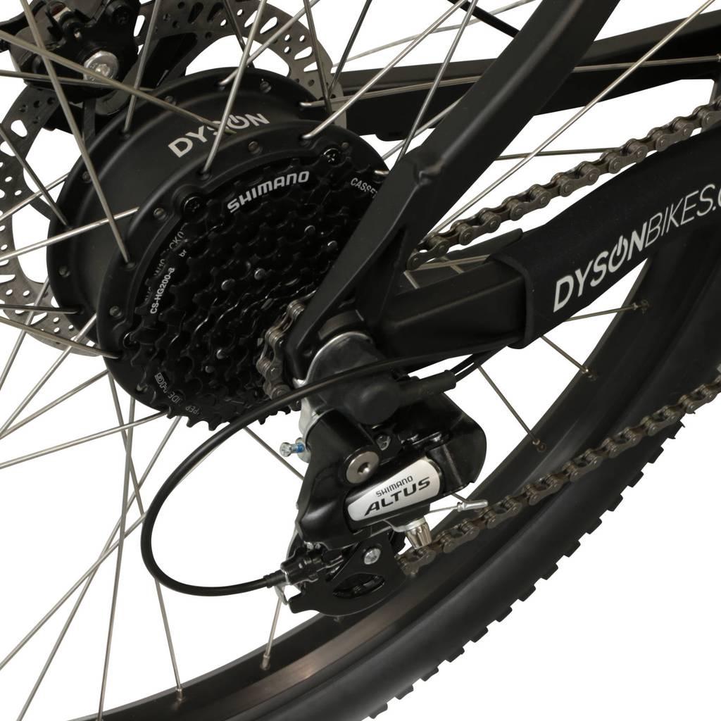 Dyson Hard Tail Mixte 8 Speed e-Bike