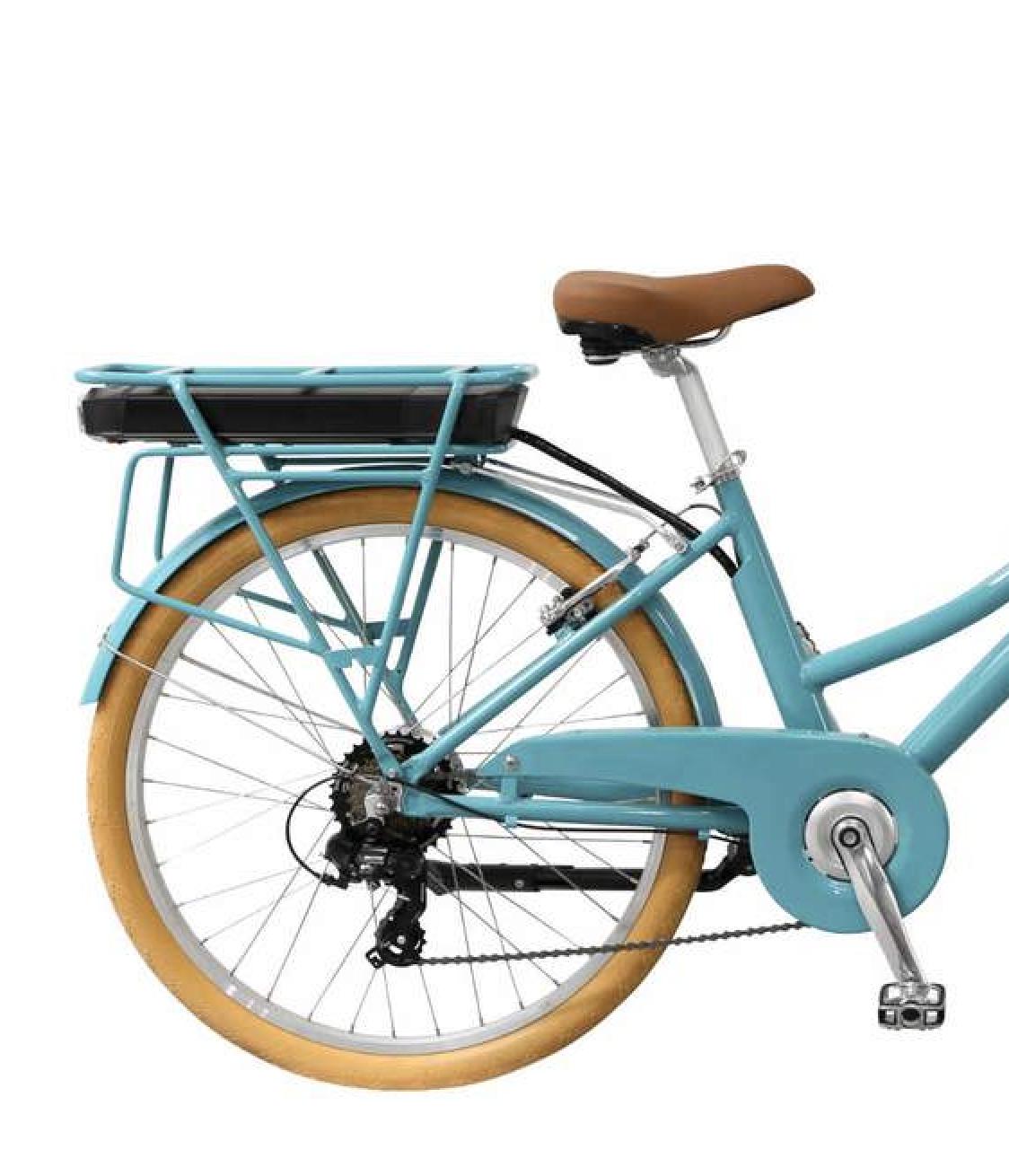 Dyson Tilba e-Bike