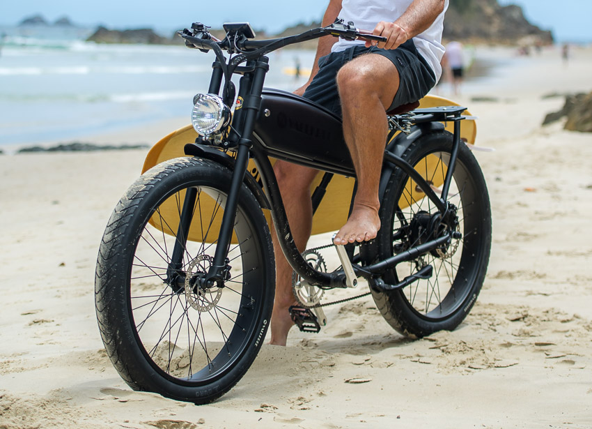 Vallkree The Bodhi Surf Bike 250 e-Bike