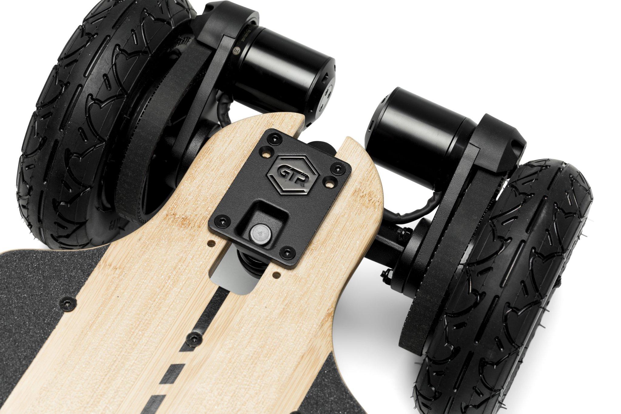 Evolve GTR Bamboo All Terrain e-Skateboard