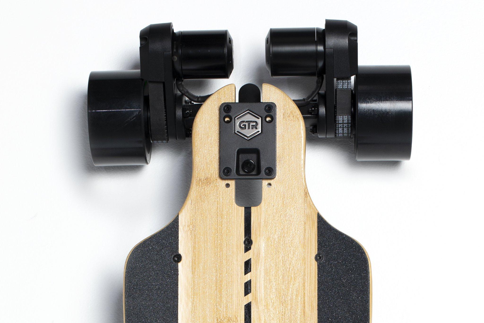 Evolve GTR Bamboo Street e-Skateboard