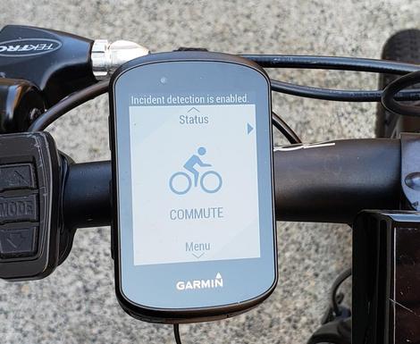 Garmin Edge 530 GPS and Sensor Bundle