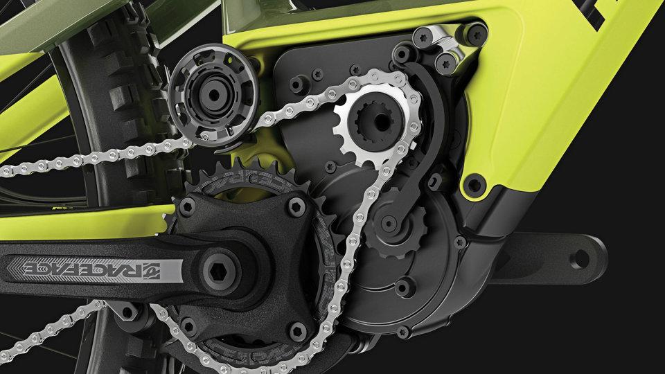 Rocky Mountain Instinct Powerplay Alloy 50 BC Edition e-Bike