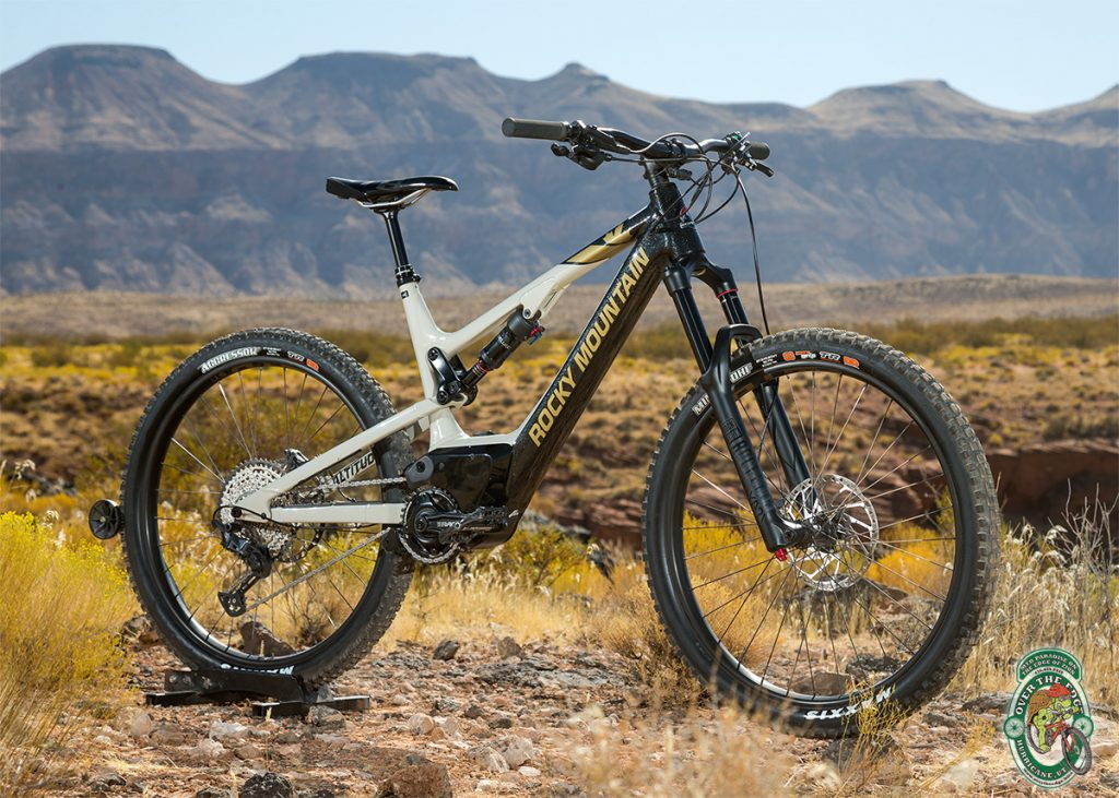 Rocky Mountain Altitude Powerplay Alloy 50 e-Bike