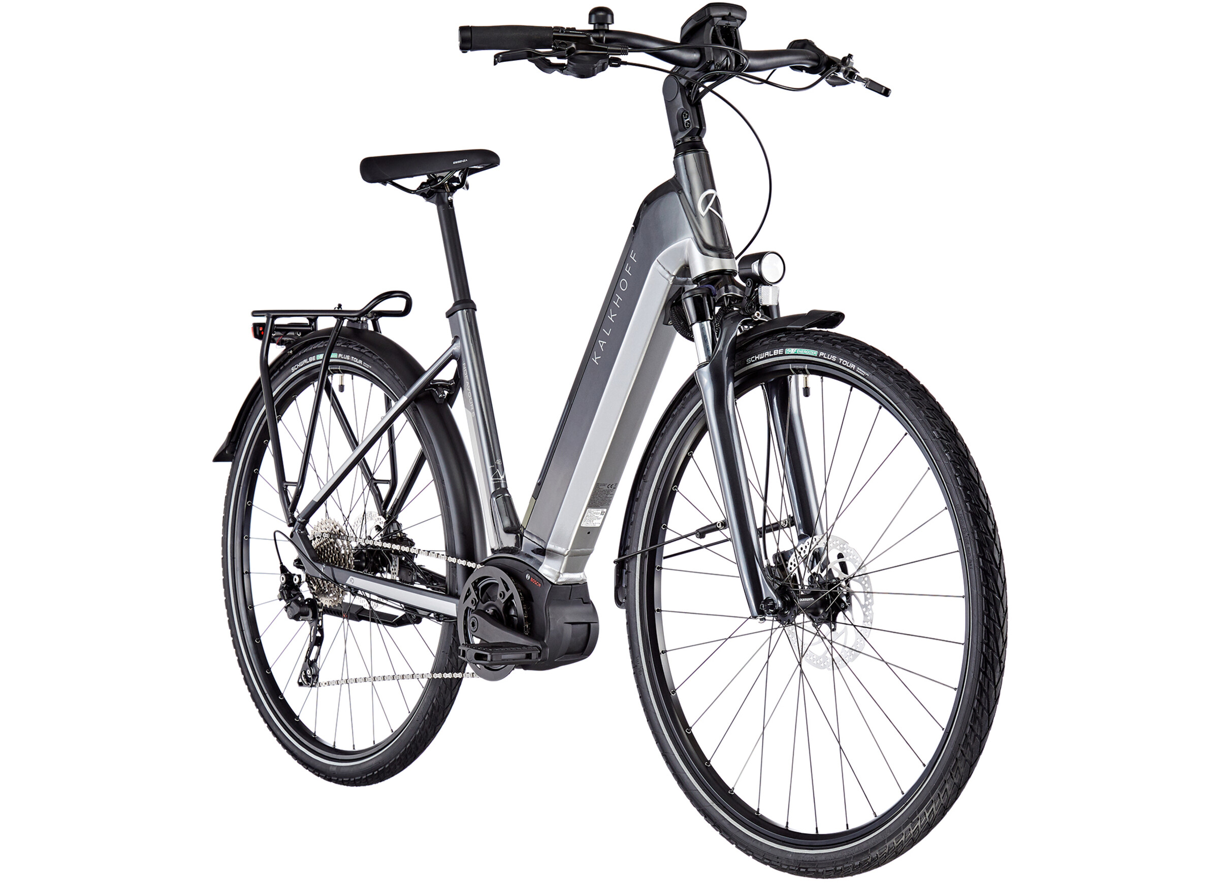 Kalkhoff Endeavour 5.B Move Wave Frame e-Bike