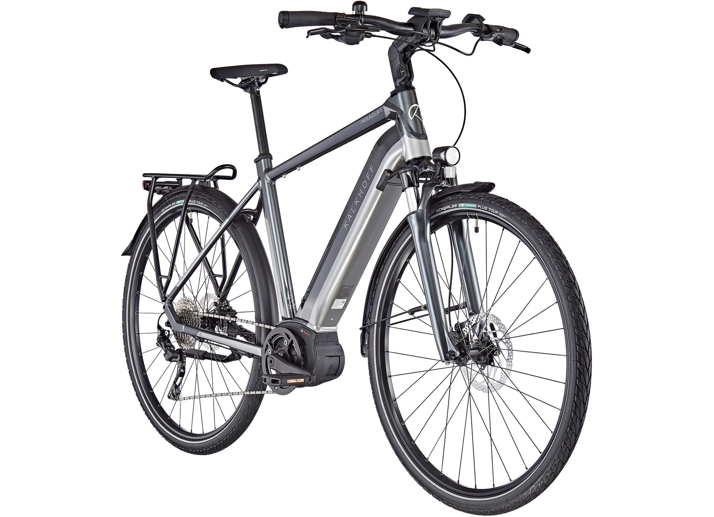 Kalkhoff Endeavour 5.B Move Diamond Frame e-Bike