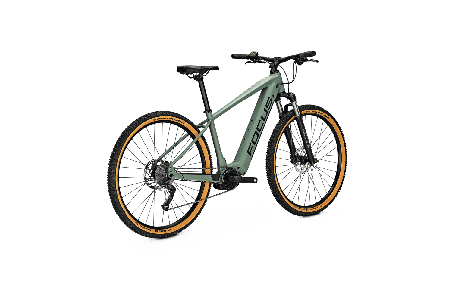 Focus Jarifa² 6.7 NINE e-Mountain Bike - 2021