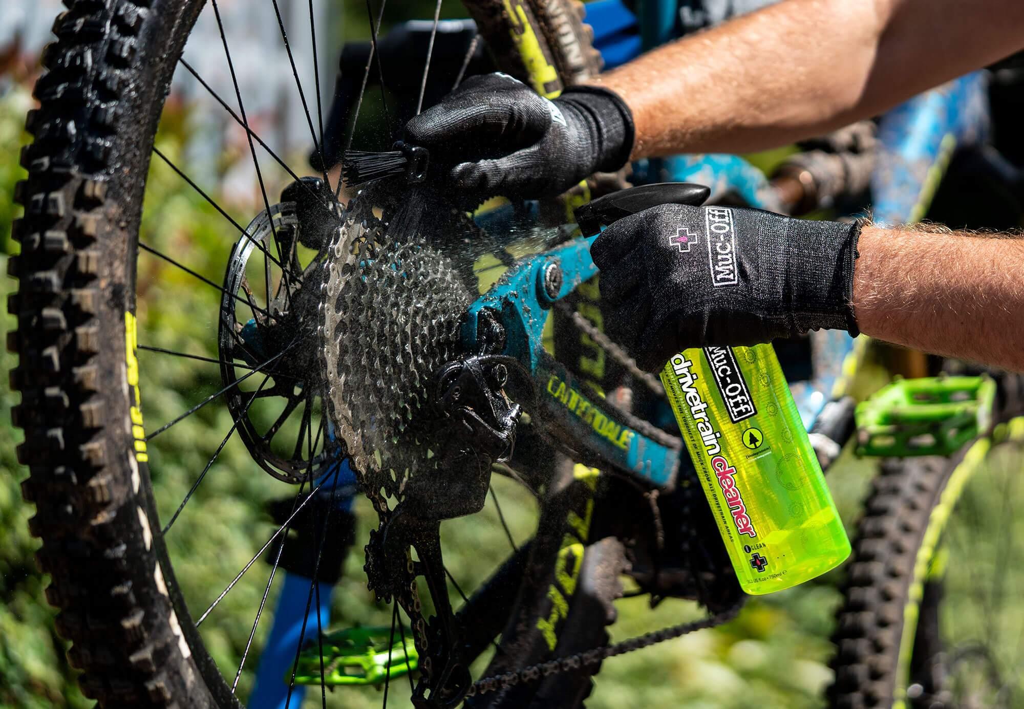 Muc-Off Biodegradable Drivetrain Cleaner 500ml