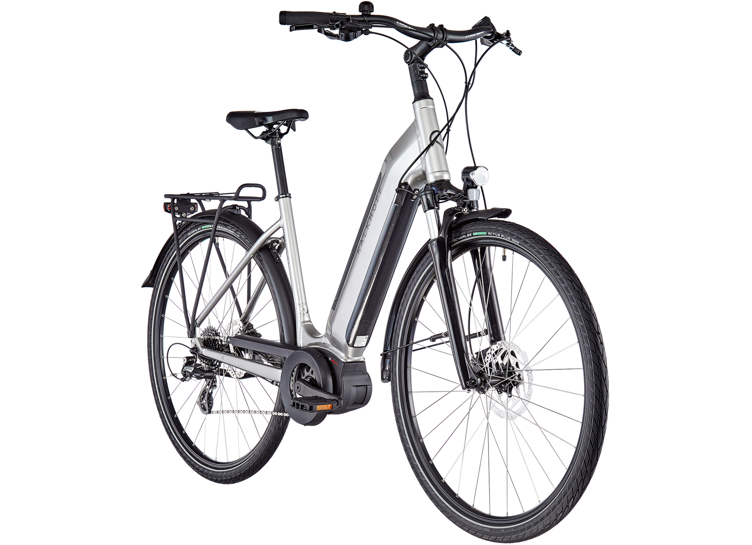 Kalkhoff Endeavour 3.B Move Wave Frame e-Bike - 2021