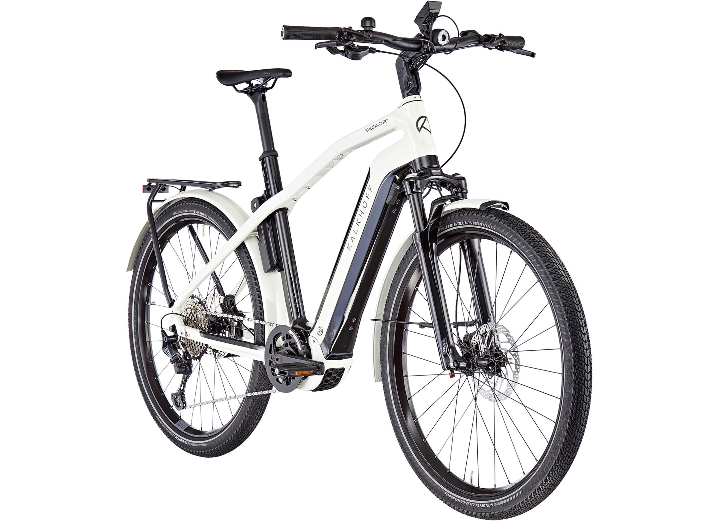 Kalkhoff Endeavour 7.B Advance Diamond Frame e-Bike