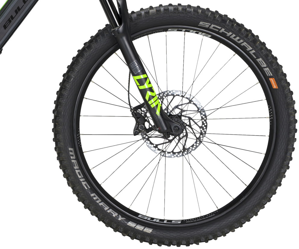 Bulls E-Core Evo AM1 e-Mountain Bike