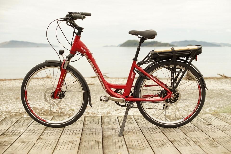 SmartMotion E-City e-Bike - 26inch Wheels